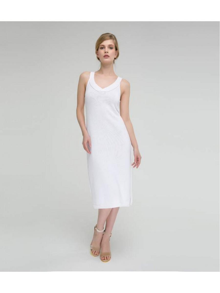 Платье Estate; белый