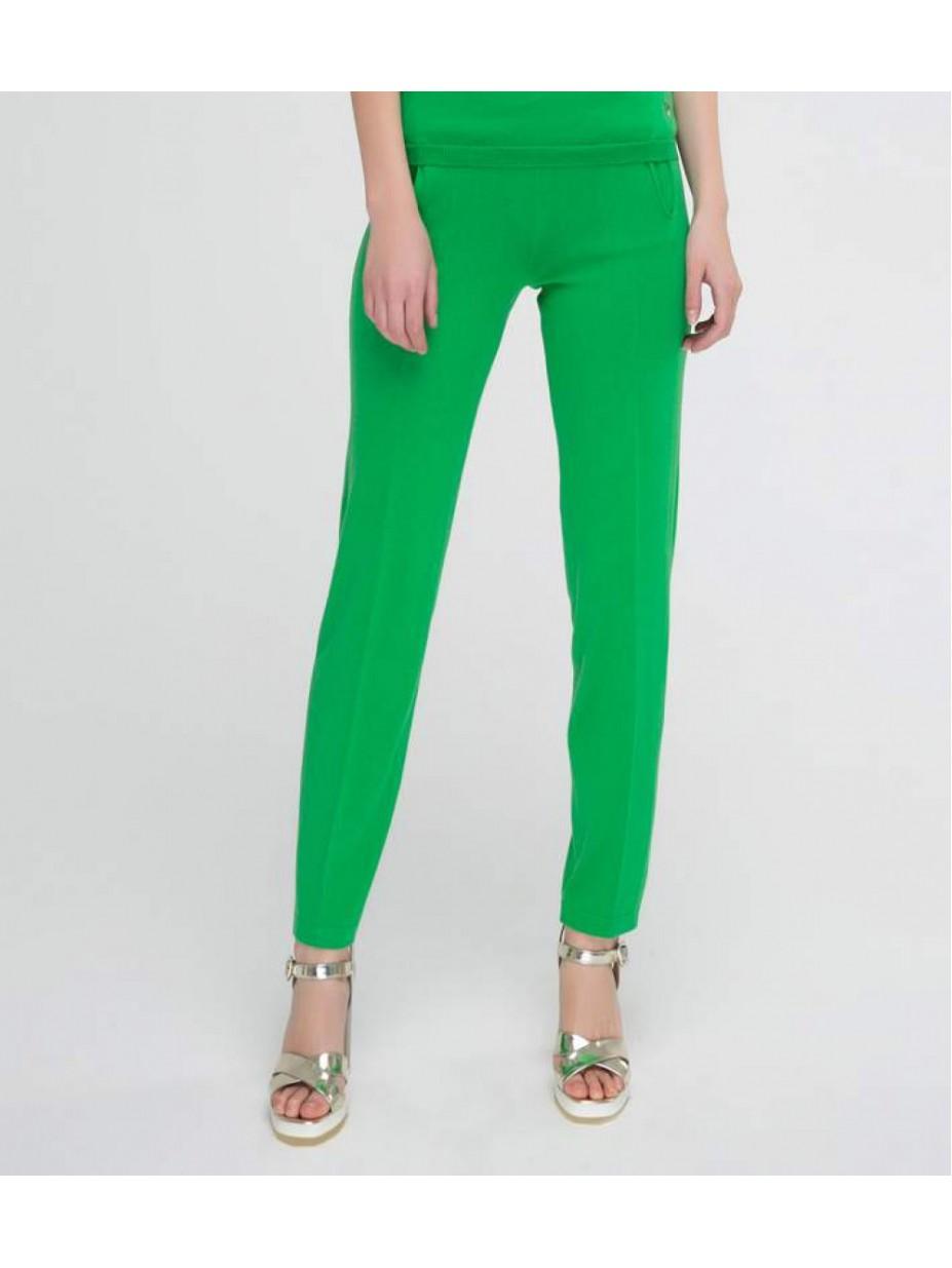 Брюки mini; зеленый