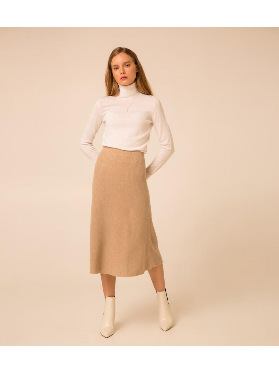 Гольф Merino Extrafine wool; белый