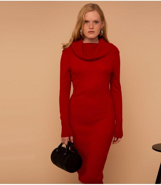 Сукня Merino comfort;червоний