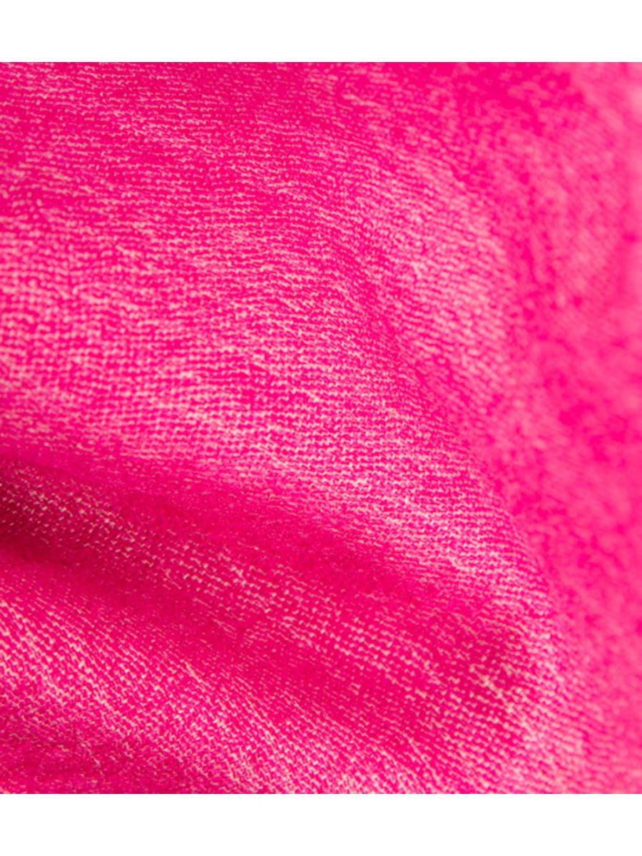 Шарф двусторонний 0336; фуксия / розовый, размер 200 * 80