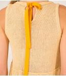 Сарафан Lino; жёлтый