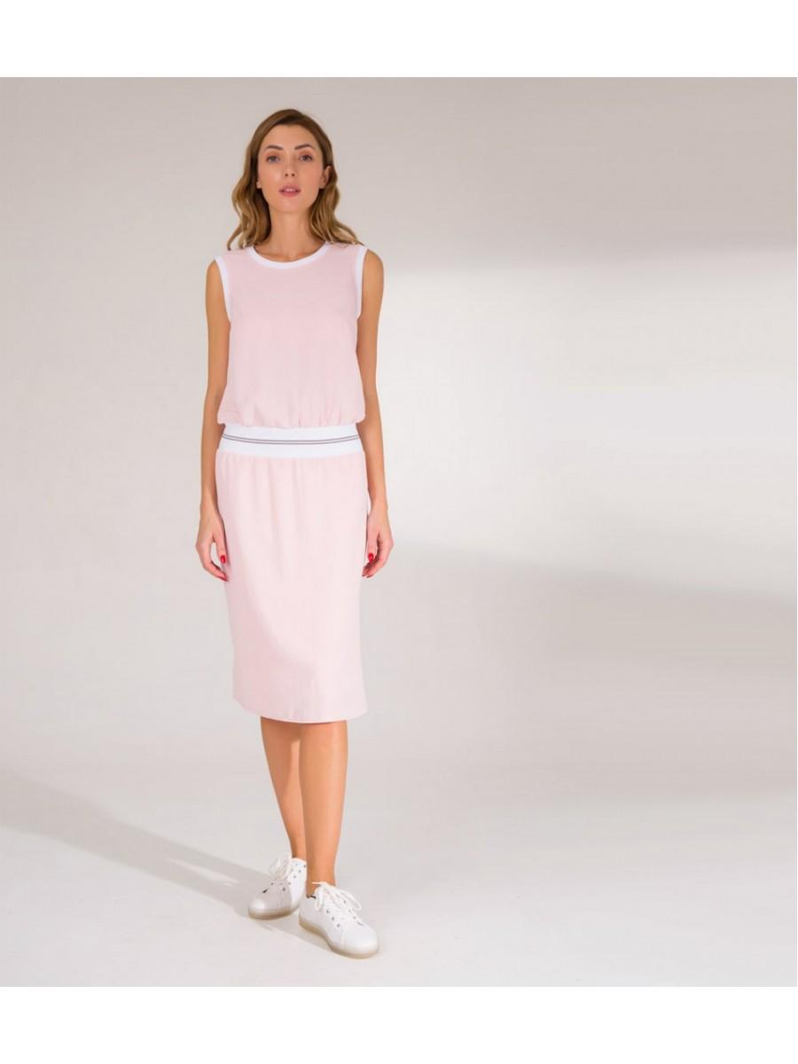 Платье Safari; розовый