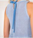 Сарафан Lino; голубой