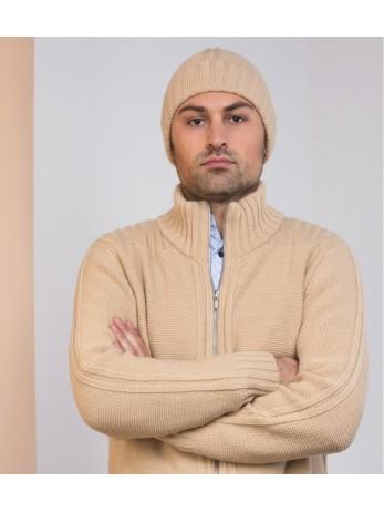 Куртка мужская; кэмел